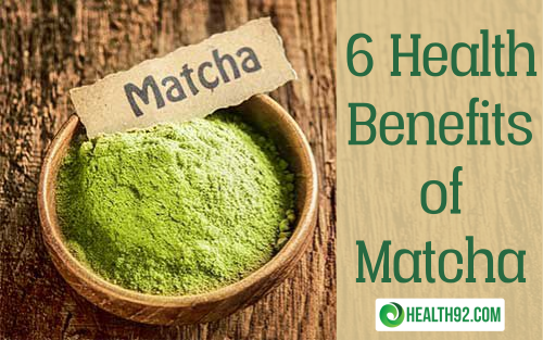 6 Health Benefits of Matcha Tea - Adjusted