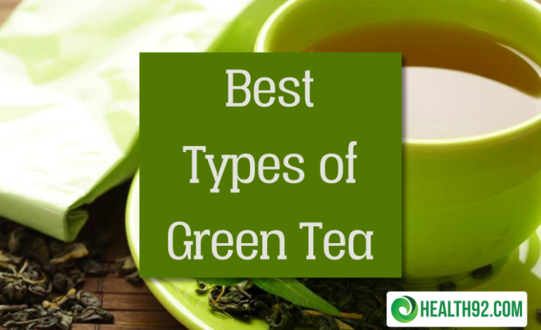 Best Types Of Green Tea Adjusted