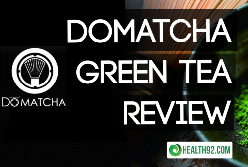 DoMatcha Green Tea Review1