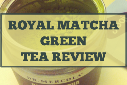 Royal Matcha Green Tea Review