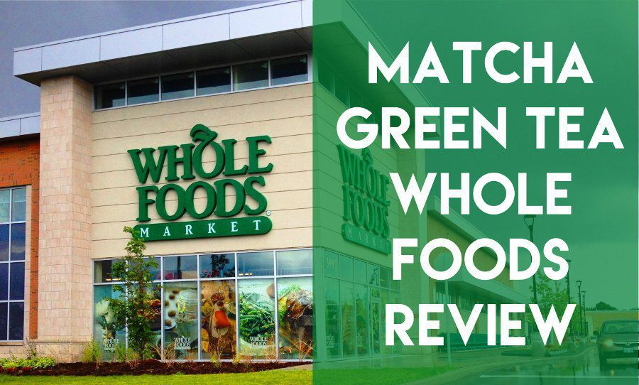 Where To Buy Matcha Green Tea Powder Whole Foods