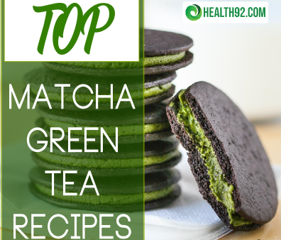 Match Green Tea Recipes